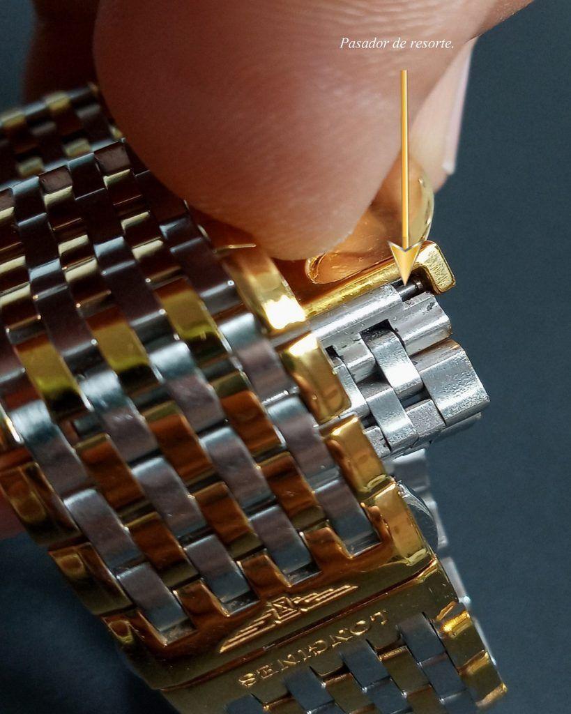 Como desmontar un reloj