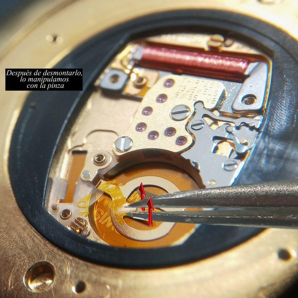 Como desmontar un reloj de pulsera