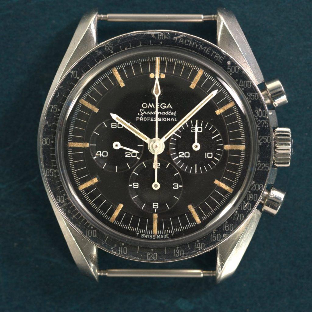 Omega Speedmaster 105.012 del año 1965.