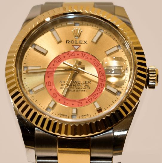 Rolex Sky-Dweller GMT