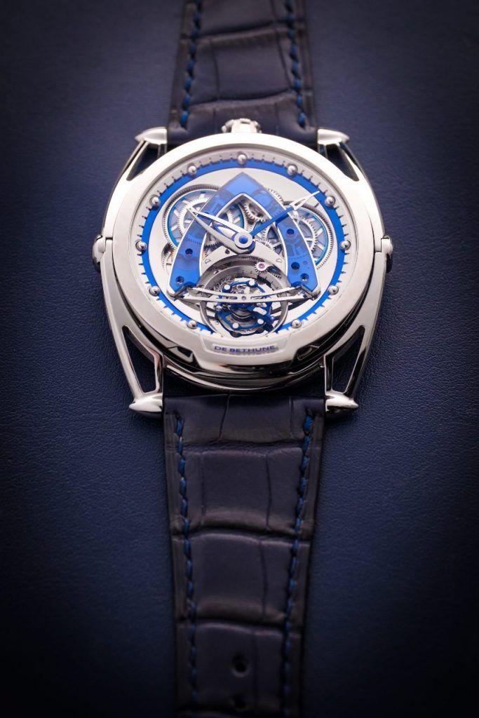 Geneva Watch Days 2020 De Bethune DB28