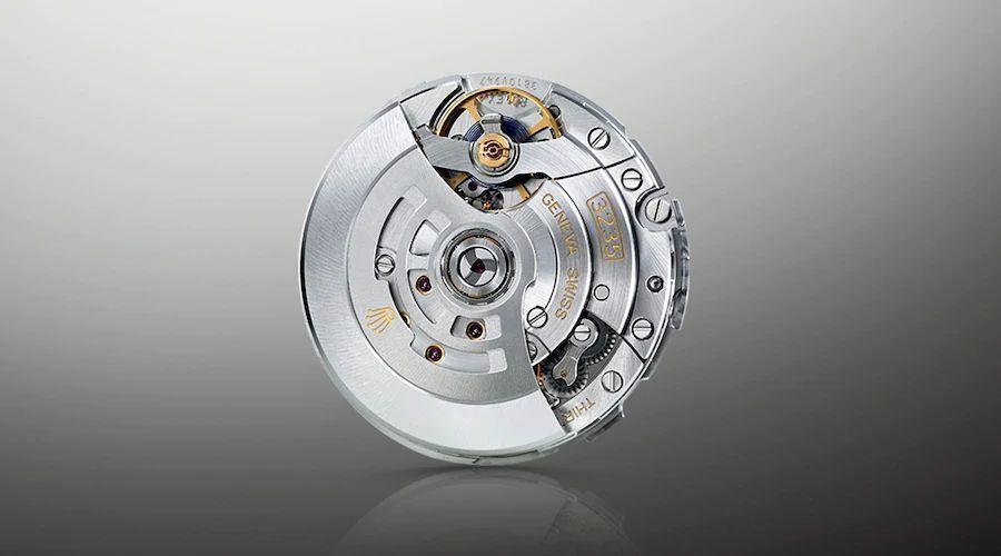 Rolex Caibre 3235