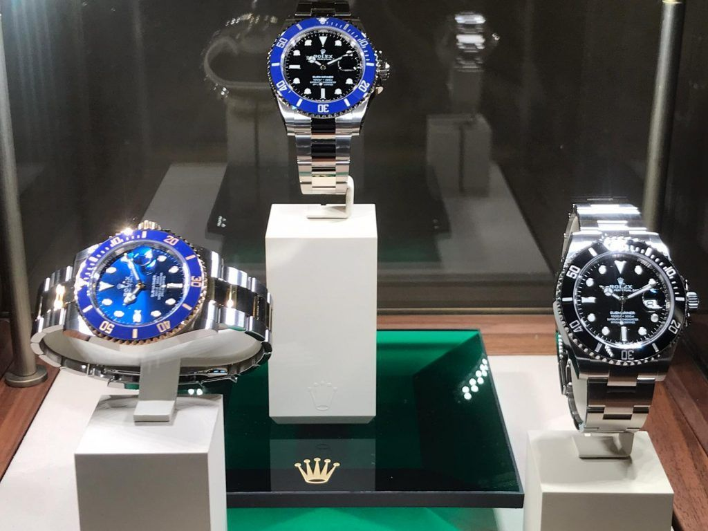 Rolex Submarier Coleccion