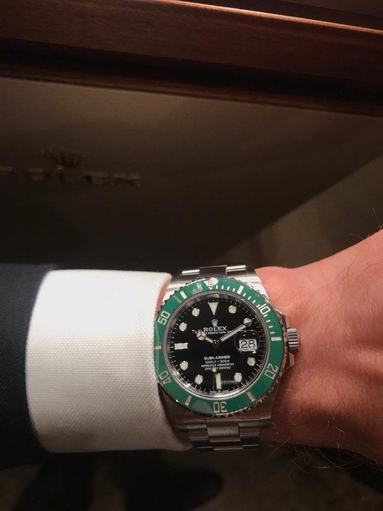 Rolex Submariner 126640LV