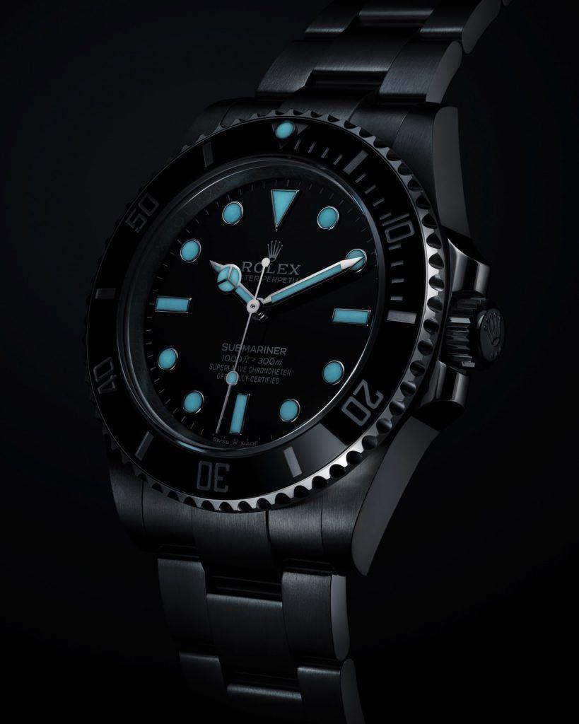 Lumen Rolex Submariner 124060