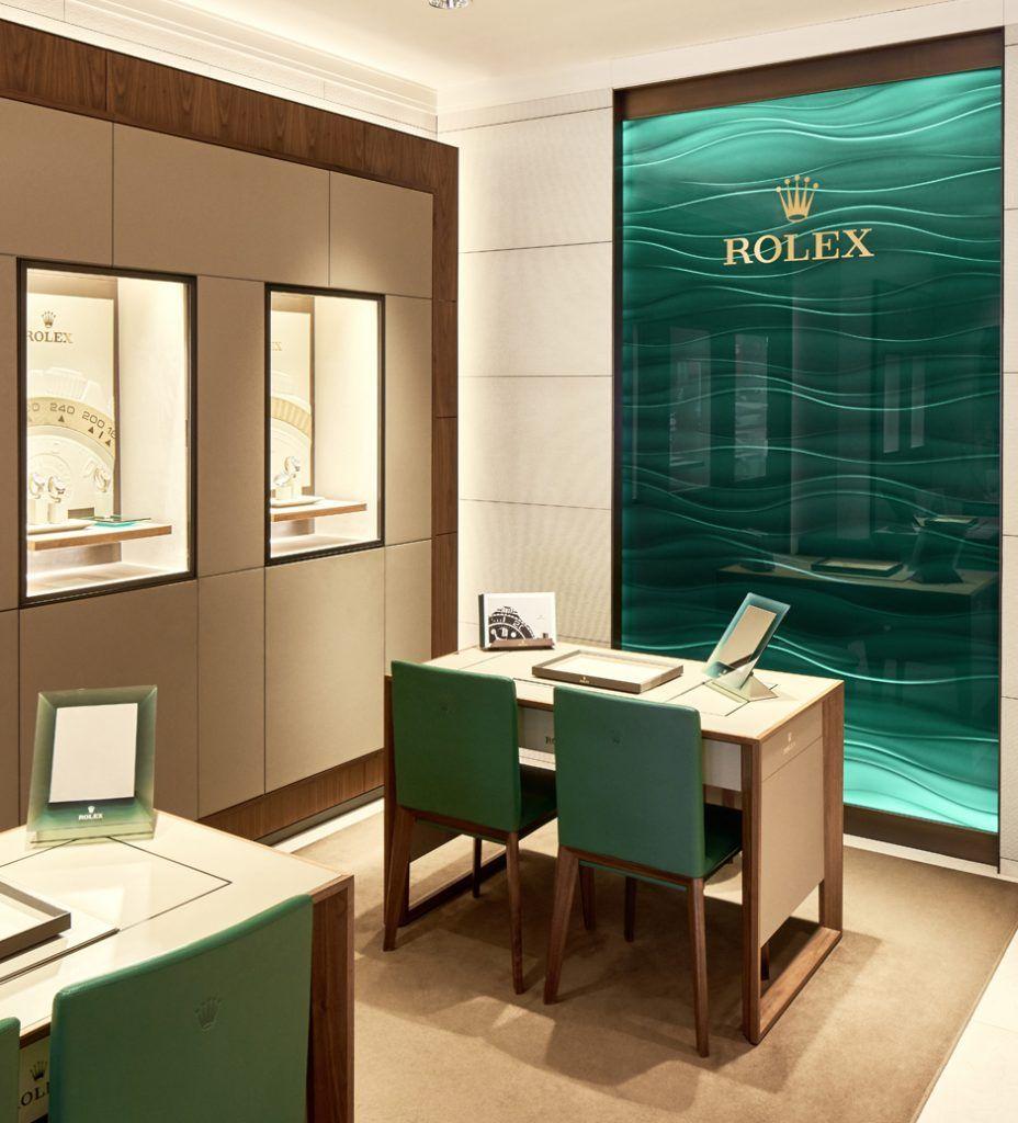Joyeria Wempe Madrid Rolex