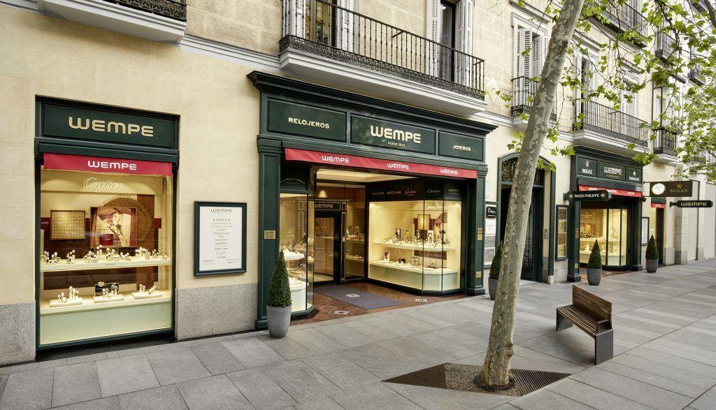 Wempe Madrid Calle Serrano