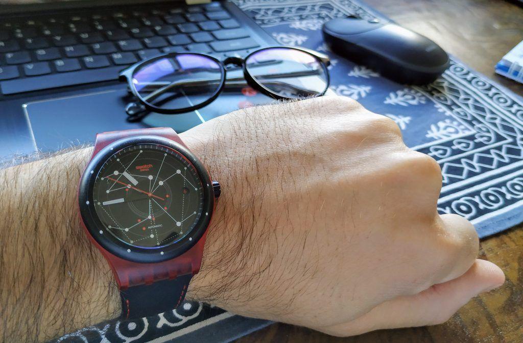Swatch Sistem51 Watch Review