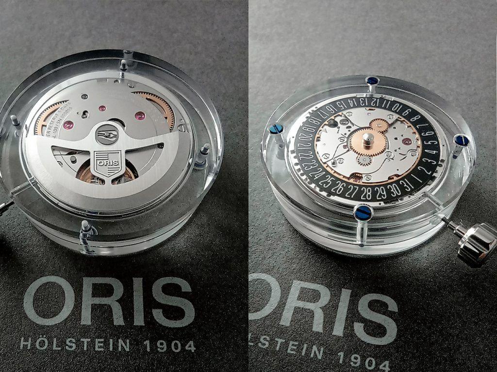Oris-Calibre-400