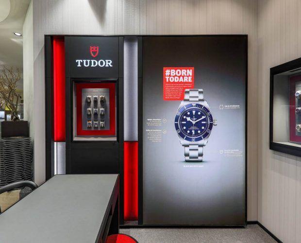 Tudor Chocrón Joyeros Boutique de Madrid