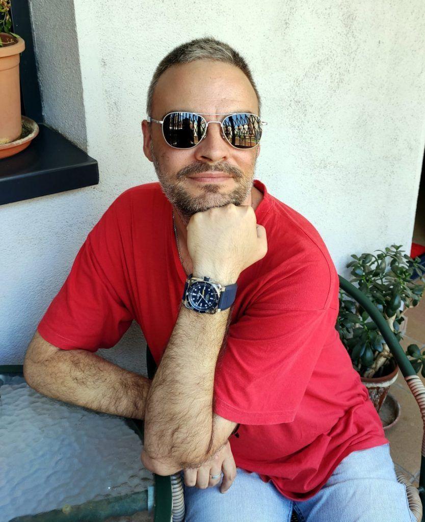 Javier Gutierrez Chamorro (GUTI)