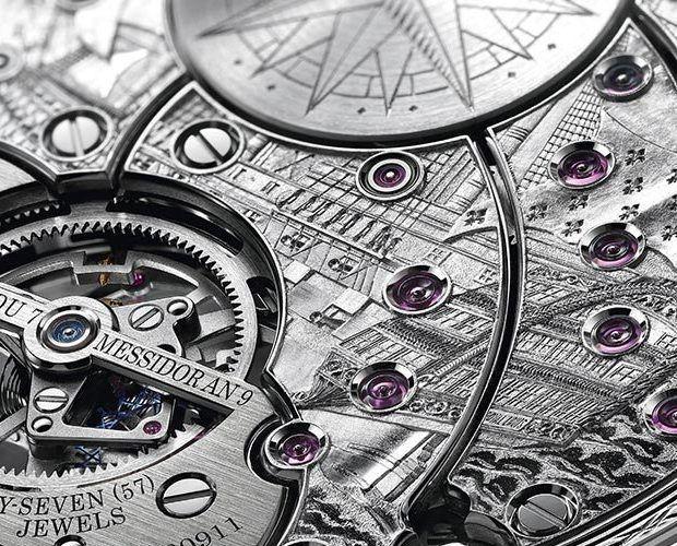 Que son los Rubis en los relojes