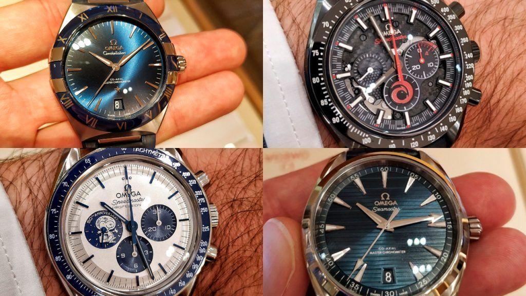Relojes Omega 2020 - 2021