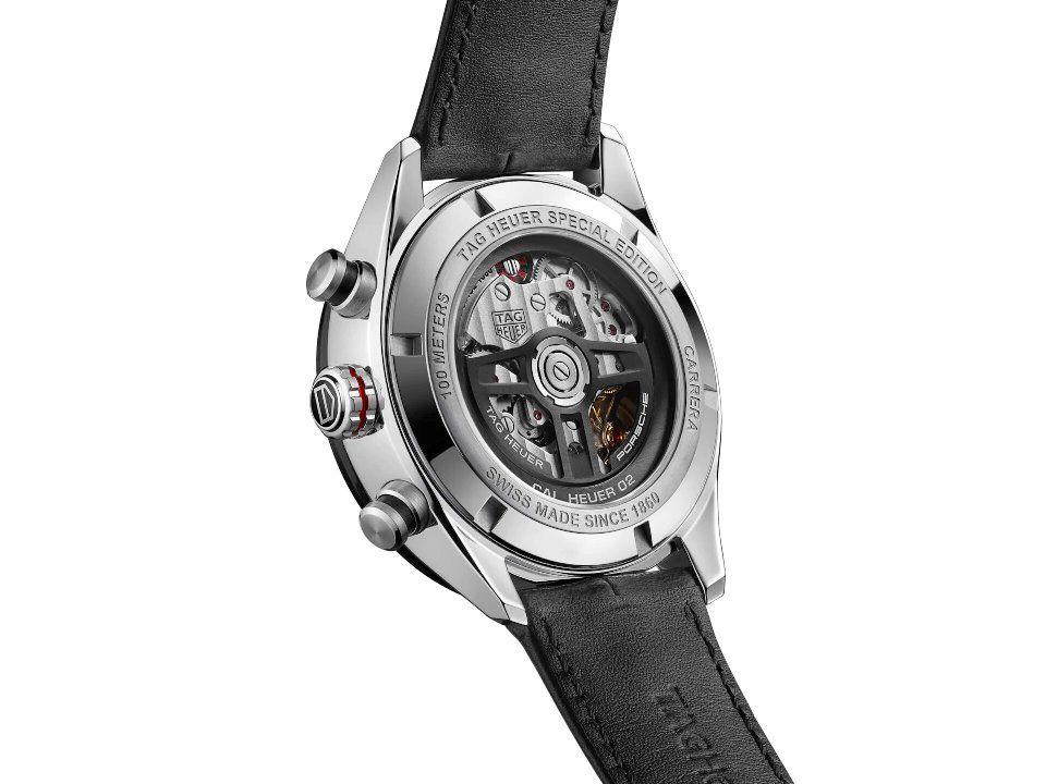Tag Heuer Carrera Porsche Chronograph Special Editions