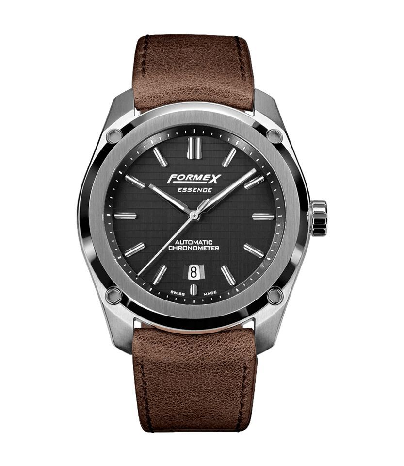 Formex Essence Automatic Chronometer Black