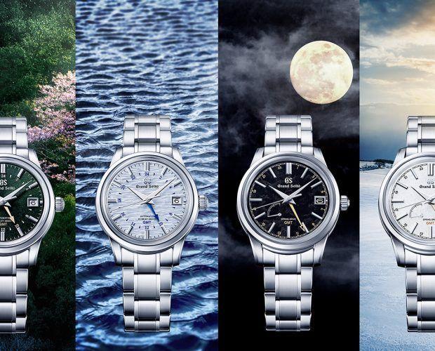Colección Grand Seiko Elegance GMT