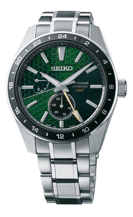 Seiko Presage Sharp Edger GTM SPB219J1