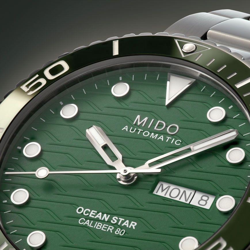 MIDO OCEAN STAR 200C 042 430 11 091