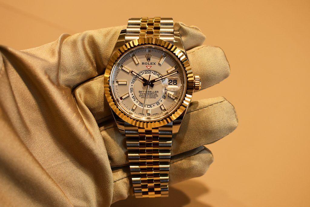Rolex Sky-Dweller Jubilee