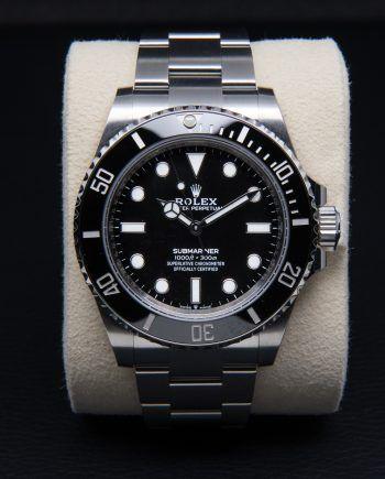 Comprar Rolex Submariner 124060 Acero 41 mm