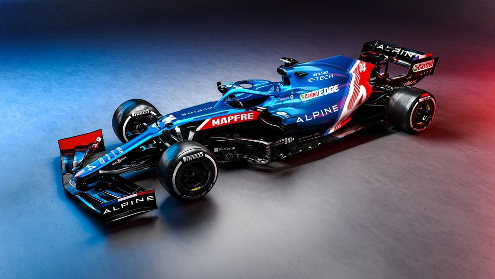 Bell & Ross Alpine F1