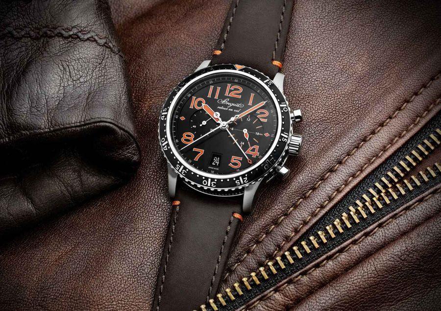 Breguet Type XXI 3815 titanio