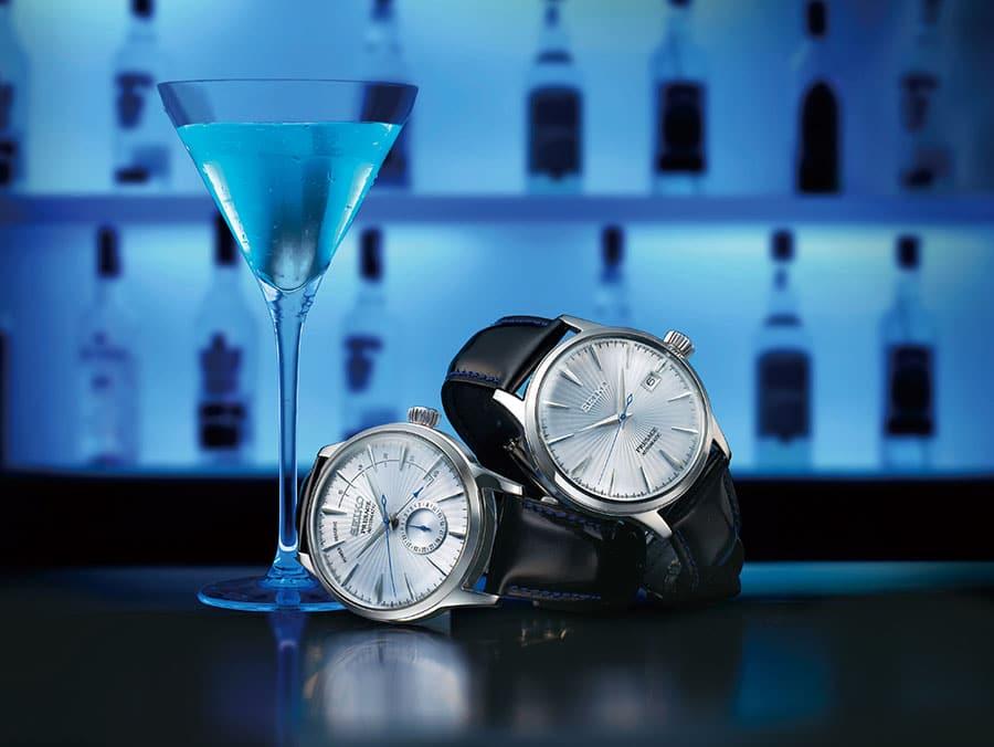 Seiko Presage Cocktail Time