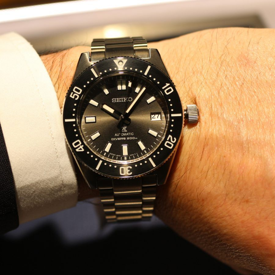 Seiko Prospex Divers SPB143J1 62MAS