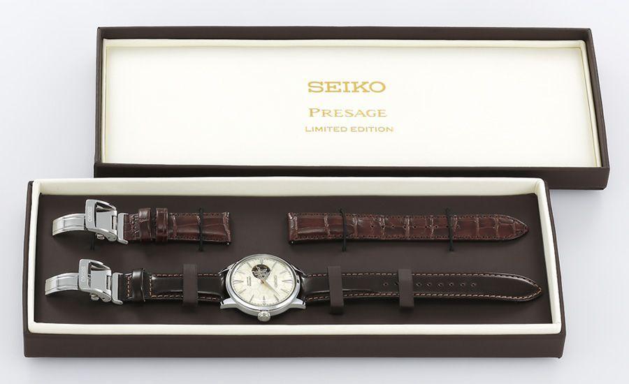 Seiko Presage SSA409