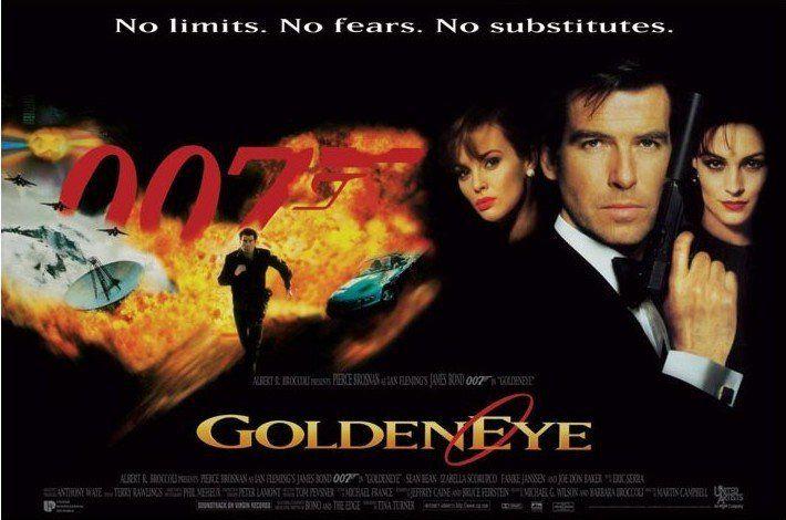 Goldeneye James Bond
