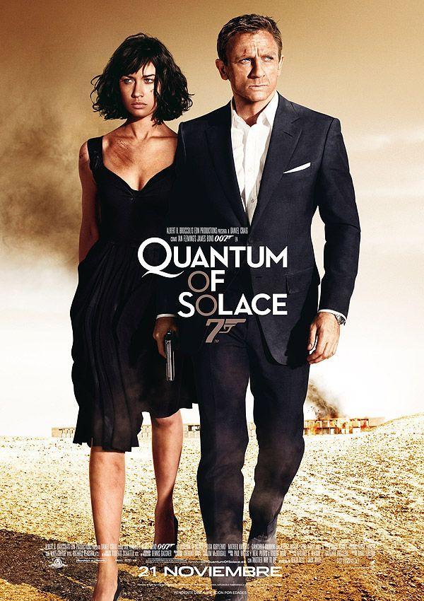 Quantum of Solace james bond
