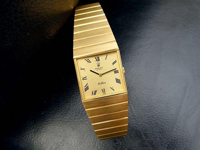 Rolex Cellini King Midas Referencia 9630