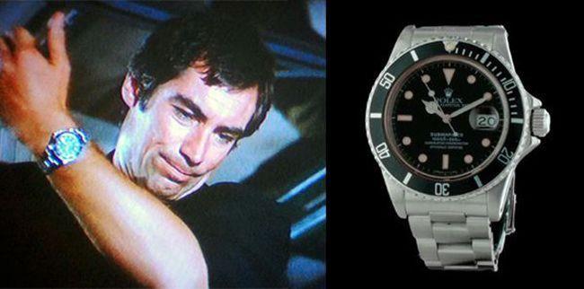 Rolex Submariner 16610 James Bond