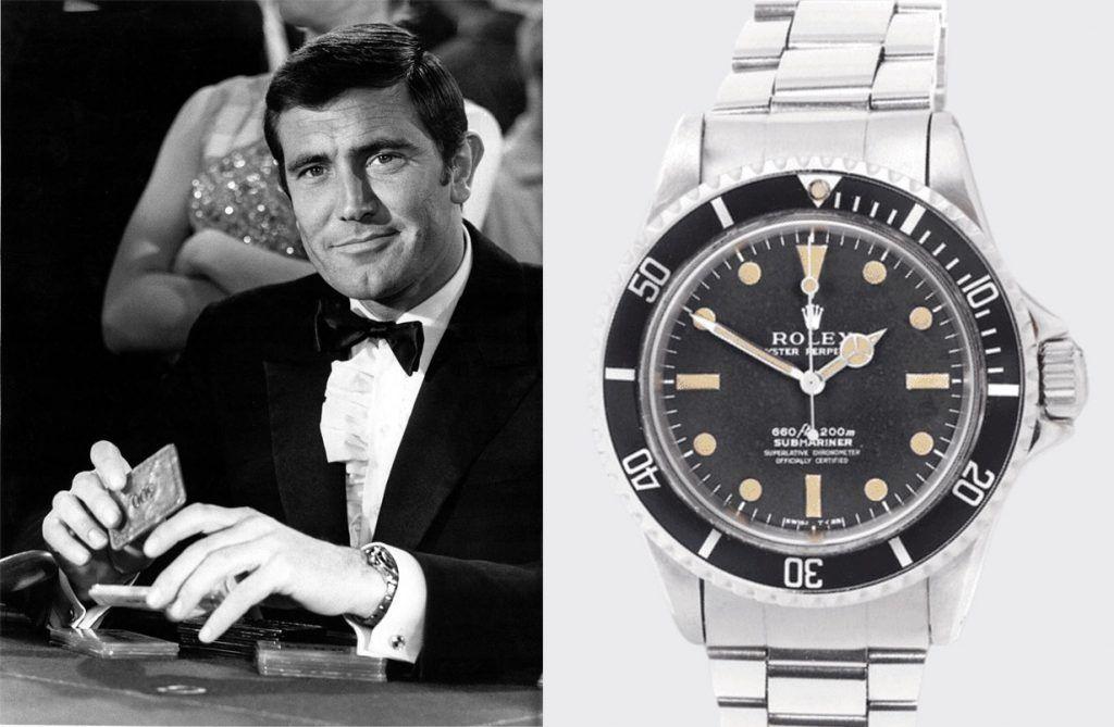 Rolex Submariner 5513 James Bond
