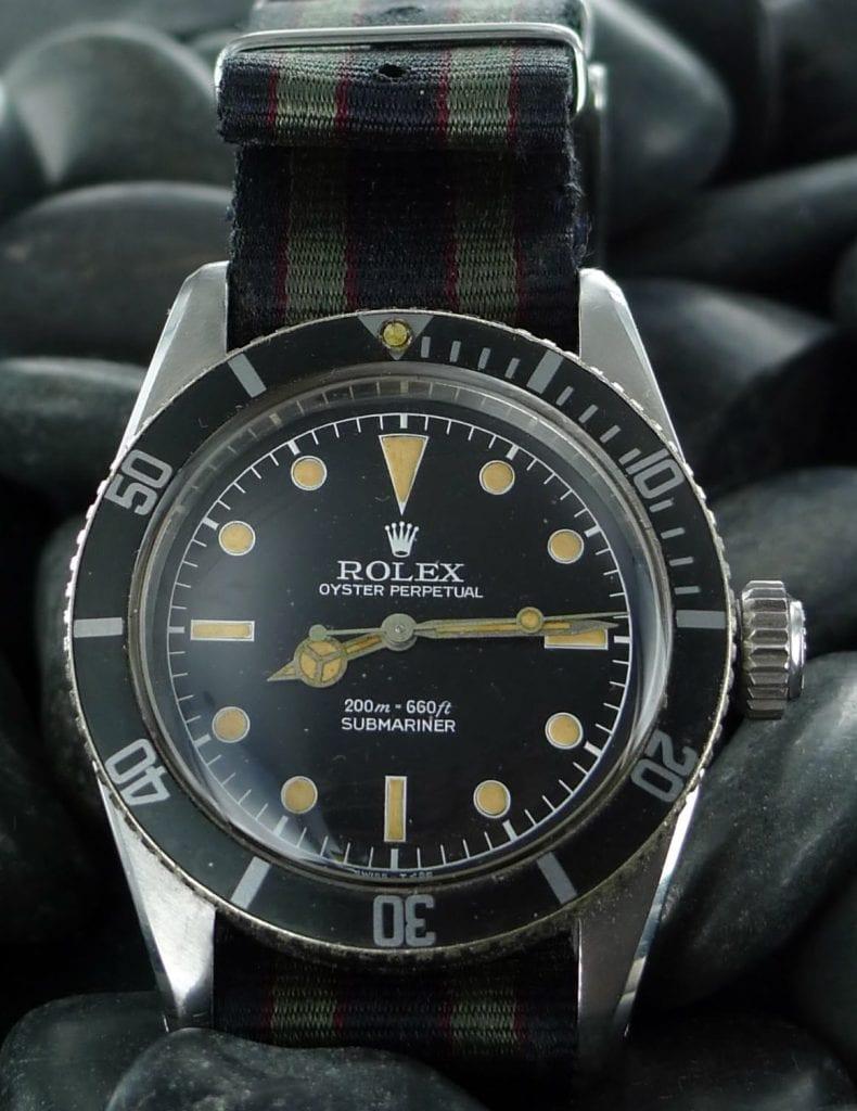 Rolex Submariner 6538 James Bond