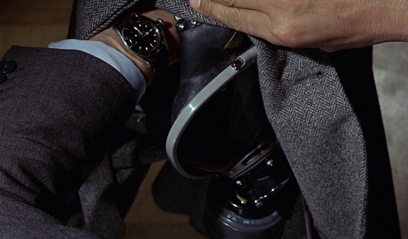 Rolex Submariner James Bond From Russia with love