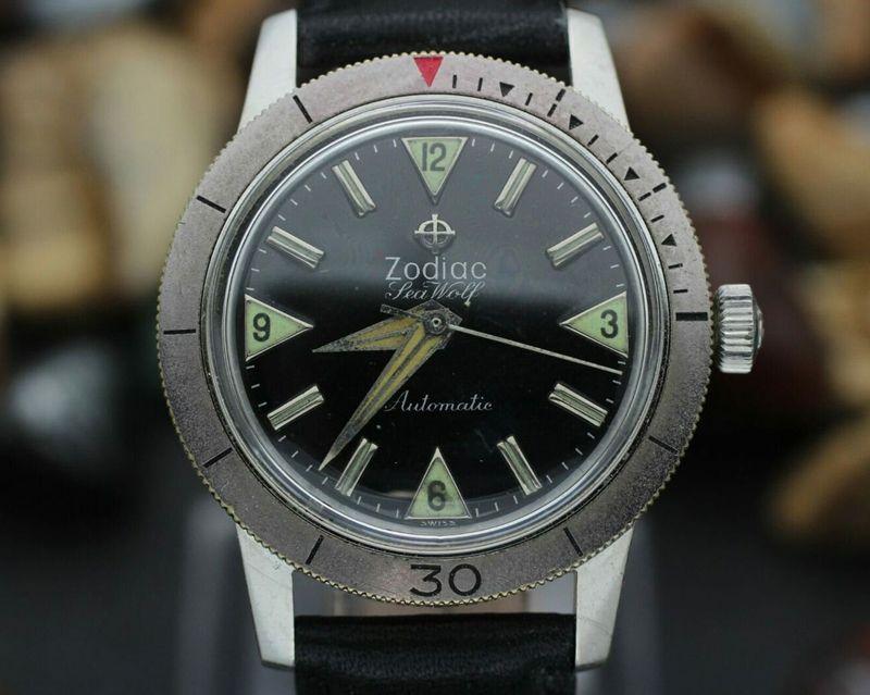 Zodiac Sea Wolf 1953