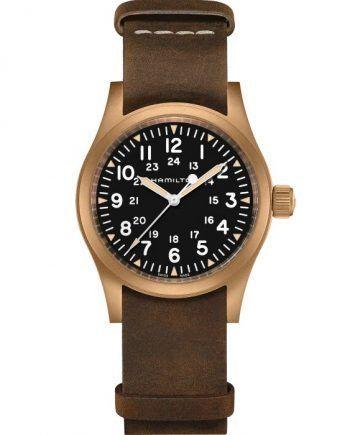 Comprar reloj Hamilton Khaki Field Mechanical Bronze H69459530
